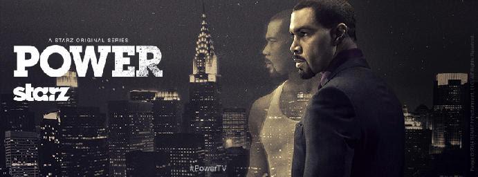 TV series Frame Ghost Starz 50 Cent Drug Network Poster Print Power