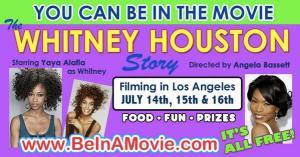 Whitney Houston Movie