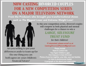 Casting Divorced Couples