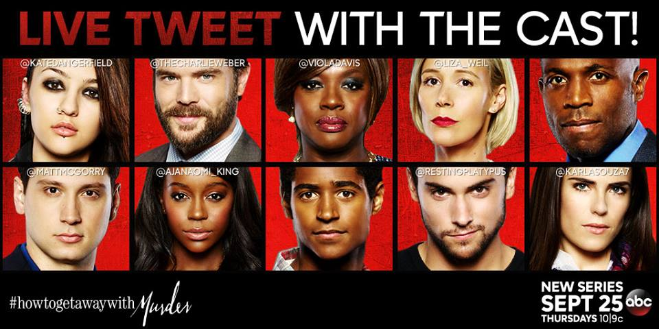 How to Get Away With Murder | Casting Calls And Auditions ...