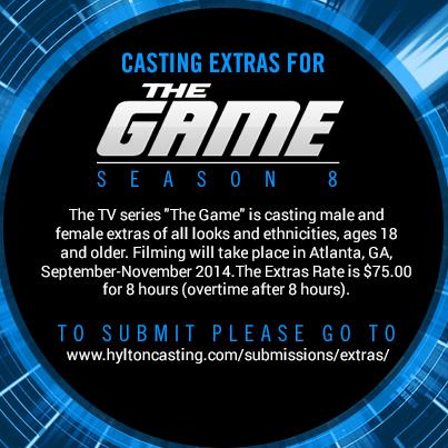 Celebrity name game casting calls