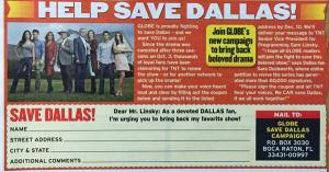 Save Dallas