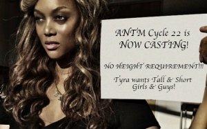 Tyra Banks ANTM