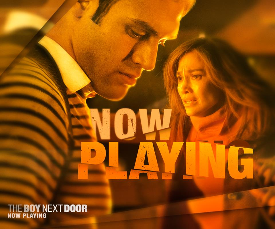 """The Boy Next Door"" Movie Starring ""Jennifer Lopez"" And"