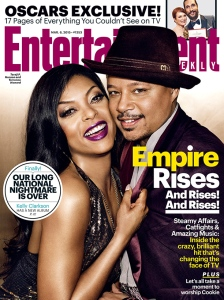 Empire Magazine Cover 1