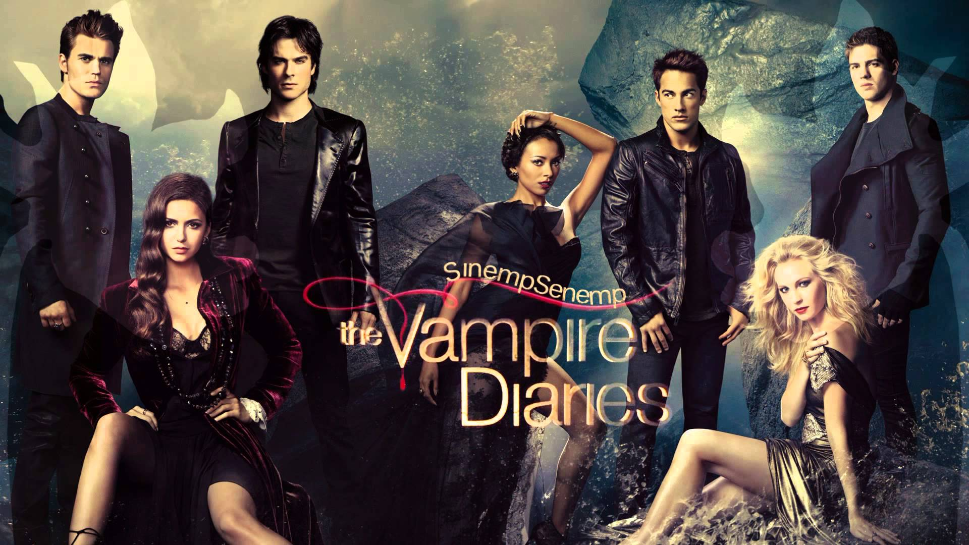 Bs To Vampire Diaries 6