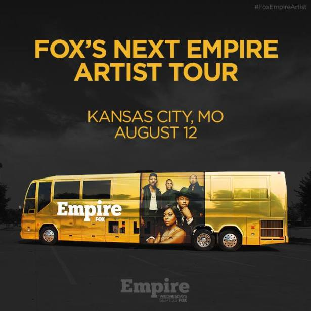 Empire Gold Bus Tour STL 8-12-15