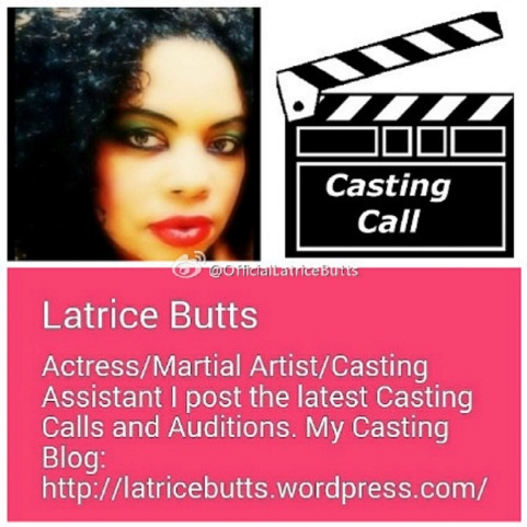 Latrice Butts Castings 2015