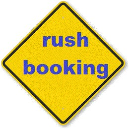 Rush Booking