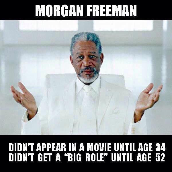 Image result for morgan freeman 34