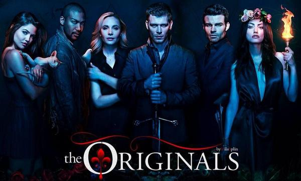 The Originals On CW