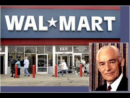 The Day I Met Sam Walton Founder Of Wal Mart He Knocked On My Door Drove Over 2 Hours Just To Give His Employee A Check