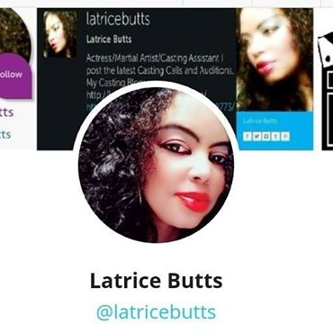 Latrice Butts Social Media Profile Logo 2019